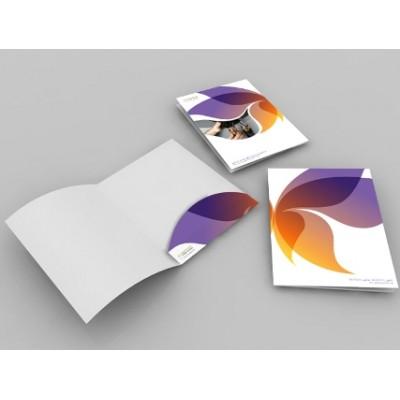 Corporate File / Folder Design