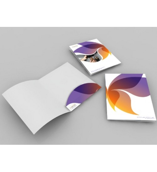 Corporate File / Folder Design